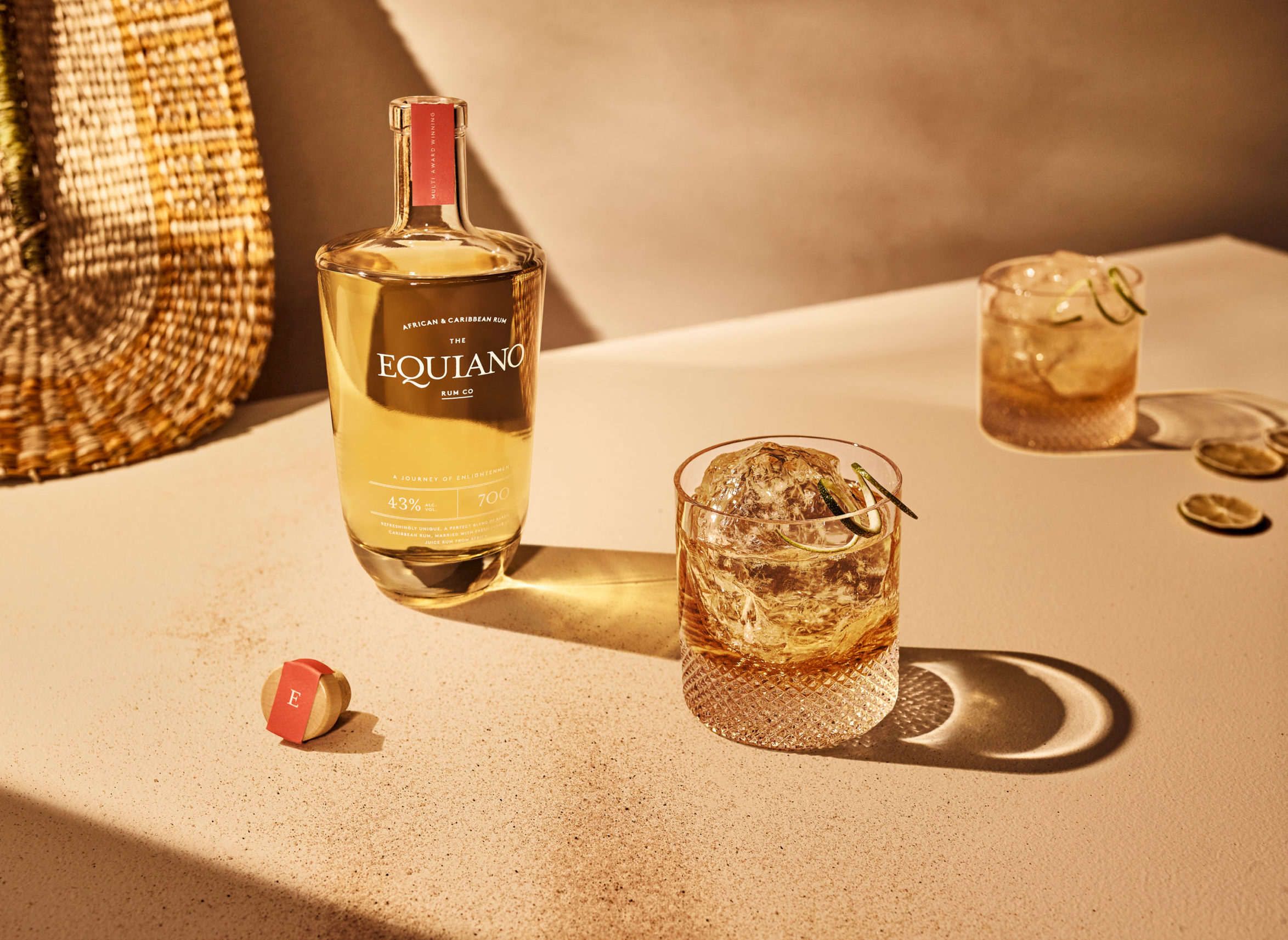 Equiano Light - Old King Cocktail